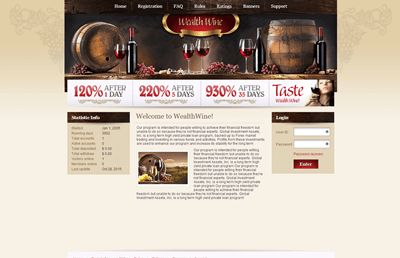 ������ WealthWine